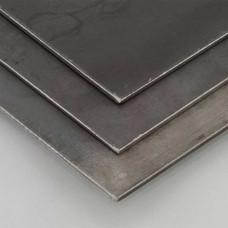 Verzinktes Stahlblech 2mm 500mm x 1000mm Feinblech Platte Blech Metall Zuschnitt