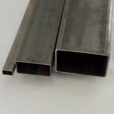 f/ür Rechteckige Rohre schwarz OL 10 Stopfen Aussenma/ß 60x30mm